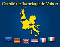 Logo Comité de jumallage Voiron