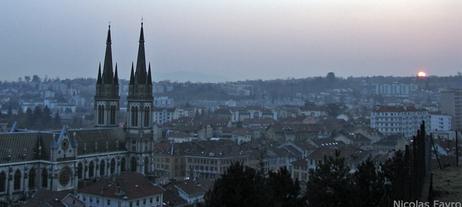 Voiron capitale de la Chartreuse