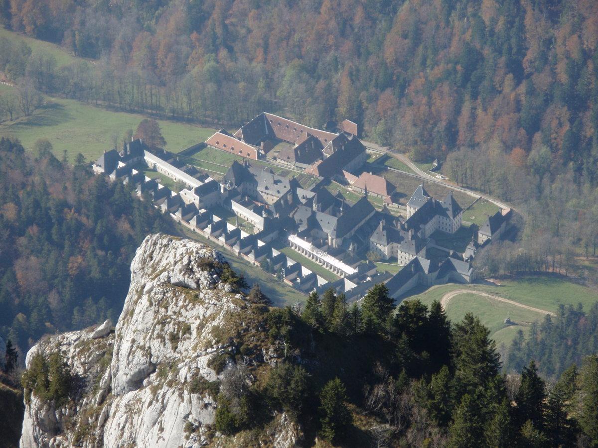 Monastere Grande ChartreusePA230273