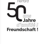 50 years partnership Voiron – Kreis Herford
