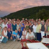 Visite des partenaires du Kreis Herford à Voiron, du 16 au 21 juillet 2017