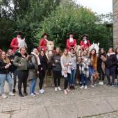 Stage de 16 élèves en métiers autour du cheval à Herford